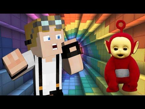 Minecraft: TELETUBBIES MODDED MURDER MINI-GAME | Behind the Scenes
