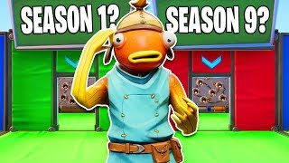 The ULTIMATE Fortnite Season 9 SKIN Quiz! (Fortnite Creative Mode Trivia)