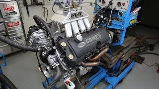 Carbureted Cobra Jet Coyote Engine Build: Long Block and Dyno Testing