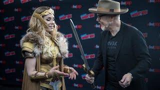 Downen Creative Studios' Cosplay at New York Comic Con!