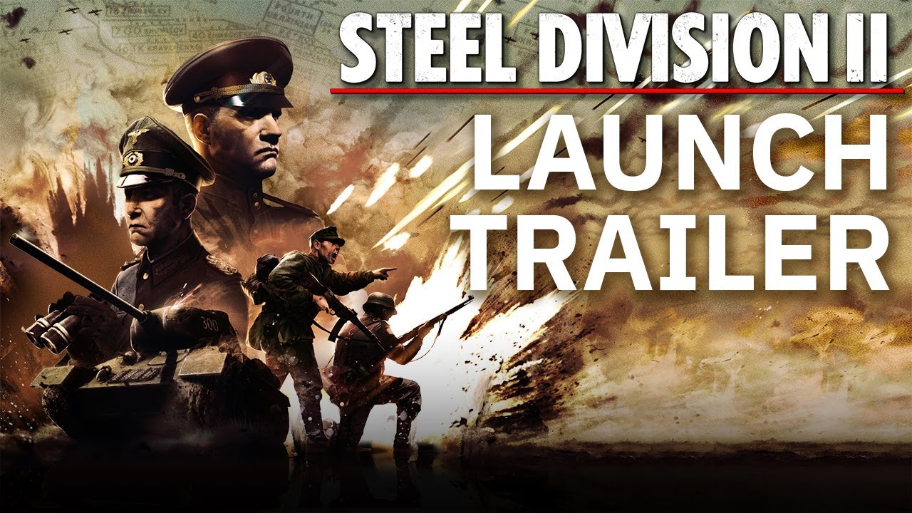 Pre-Order Steel Division 2 - Steam Key