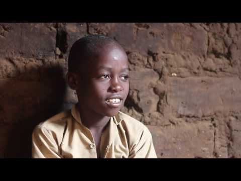 Aimable: A street child's experience in Burundi | UNICEF Burundi