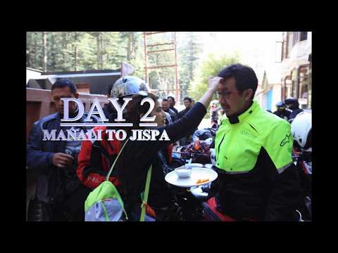 INABIKETOUR DAY2 WITH DRONE  HIMALAYA JALAN TERTINGGI DIDUNIA