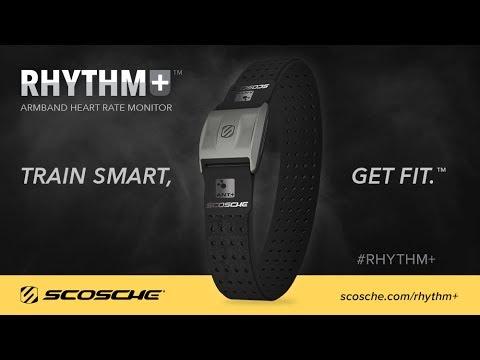 爾東體育 Scosche Rhythm+手臂式心跳帶(適用各種GPS手錶)