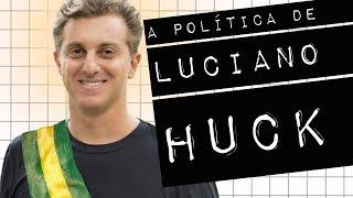 LUCIANO HUCK E SUAS PRETENSÕES POLÍTICAS #meteoro.doc