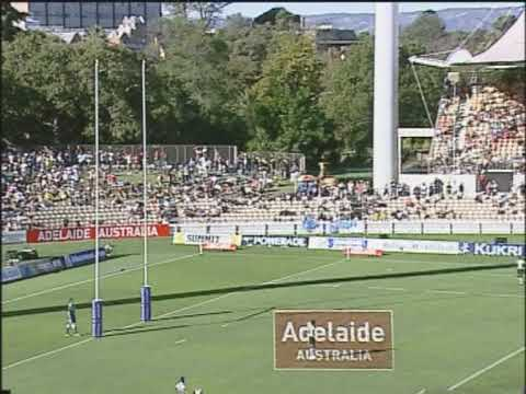 IRB Sevens Classic Matches: Fiji v New Zealand, Adelaide 200