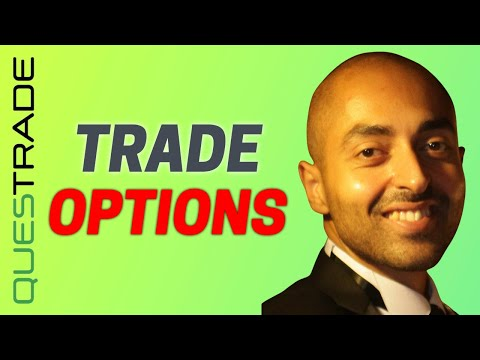 How to trade options on questrade