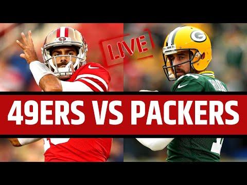 Green Bay Packers Vs San Francisco 49ers 2020 NFC Championship LIVE Reactions