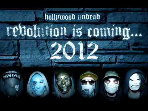 Hollywood Undead Revolution is coming