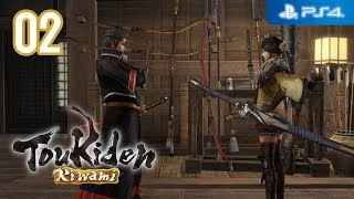 Toukiden: Kiwami 【PS4】 #02 │ Chapter 1: Guardians of the Eye of Truth │ No Commentary Playthrough