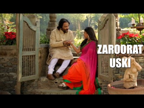 Zaroorat Uski - Zikr Tera | Roopkumar Rathod & Sunali Rathod