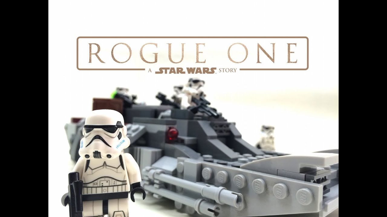 lego star wars rogue one imperial hovertank moc 47. Black Bedroom Furniture Sets. Home Design Ideas