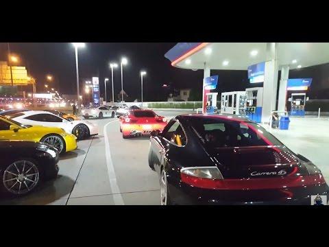 โหดมาก!!! Super Car ซัดกันลั่นๆ!!! แลมโบกินี่ เฟอรารี่ พอสซ์ เบ๊นสปอร์ต โครตชอบเลยครับ!!!