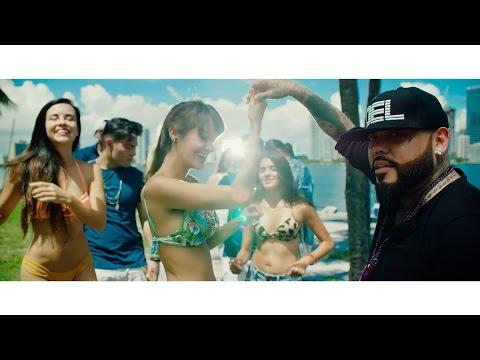 A.B. Quintanilla III & Elektro Kumbia - Piña Colada Shot - (Video Oficial) - Del Records 2017