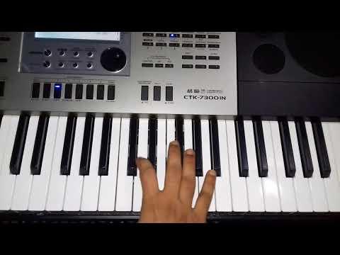 Rasarkeli keyboard song