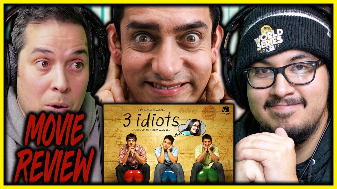 3 Idiots Full Movie Review Aamir Khan Kareena Kapoor Rajkumar