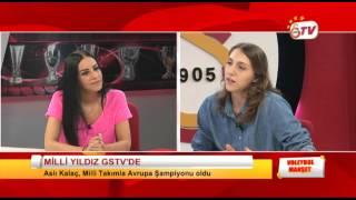 GSTV | Nazlı Öztürk'ün Voleybol Manşet Programında Konuk: Aslı Kalaç