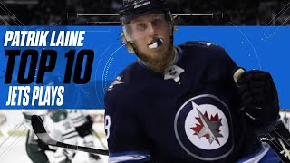 Top 10 Patrik Laine NHL Career Plays