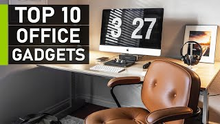 Top 10 Coolest Oḟfice Gadgets & Accessories 2021
