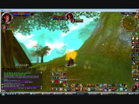 Runes of magic: druid/rogue pvp youtube.