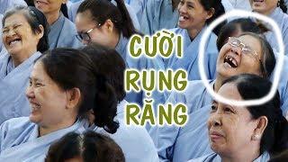CƯỜI RỤNG RĂNG với câu chuyện RẤT HY HỮU có thật 100% xảy ra tại CHÙA bạn thầy Đạo Quang.