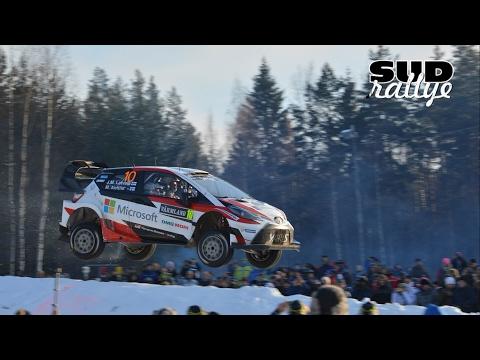 WRC Rally Sweden 2017 (HD)
