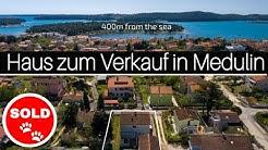 🔵   Haus zum Verkauf in Medulin mit zwei Wohnungen | Kroatien Immobilien |