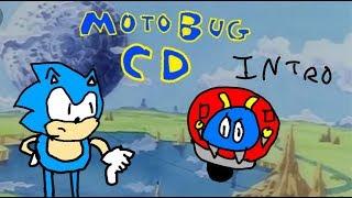 [Ft Garrulous64 ve DaveAce] (Sonic animasyon) Motobug CD Giriş