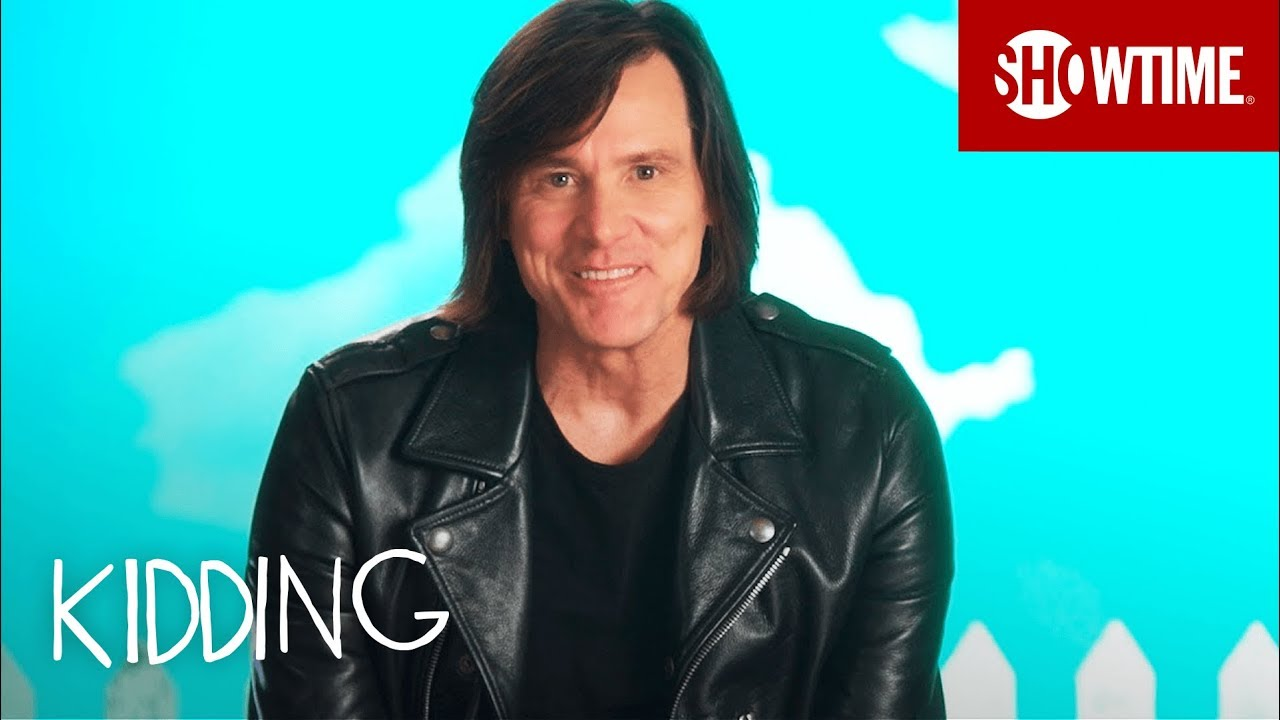 Jim Carrey still 'Kidding' for second season of Showtime hit