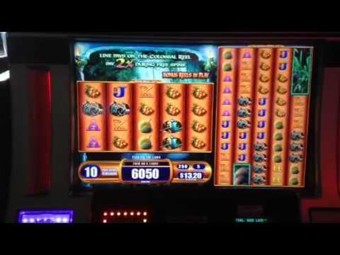 Queen Of The Wild II Slot Machine