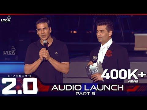 2.0 Audio Launch - Part 9 | Rajinikanth, Akshay Kumar | Shankar | A.R. Rahman