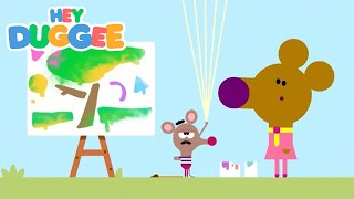 The Balloon Badge - Hey Duggee Series 1 - Hey Duggee