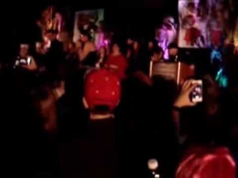 Salute To SUPERNATURAL 2013 Burbank, CA: Karaoke Night conclusion...