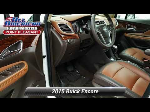 Used 2015 Buick Encore Premium, Point Pleasant, NJ U12489