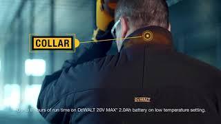 DEWALT 20V MAX 12V/20V Lithium-Ion Heated Jacket DCHJ060