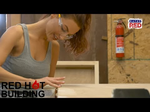 Cornhole Boards | Red Hot Building