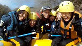 北海道ライオンアドベンチャー 2011 SpringRafting