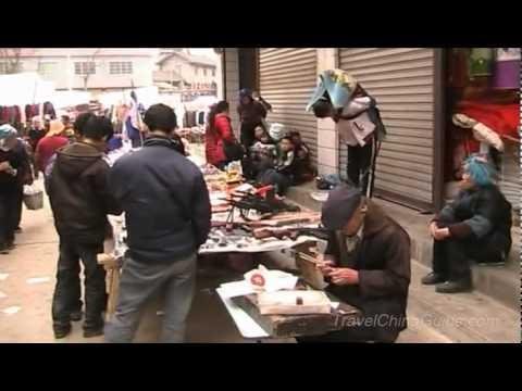Kaili Market, Guizhou