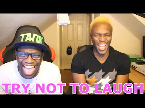 Thumbnail: Try Not To Laugh Challenge With My Bro