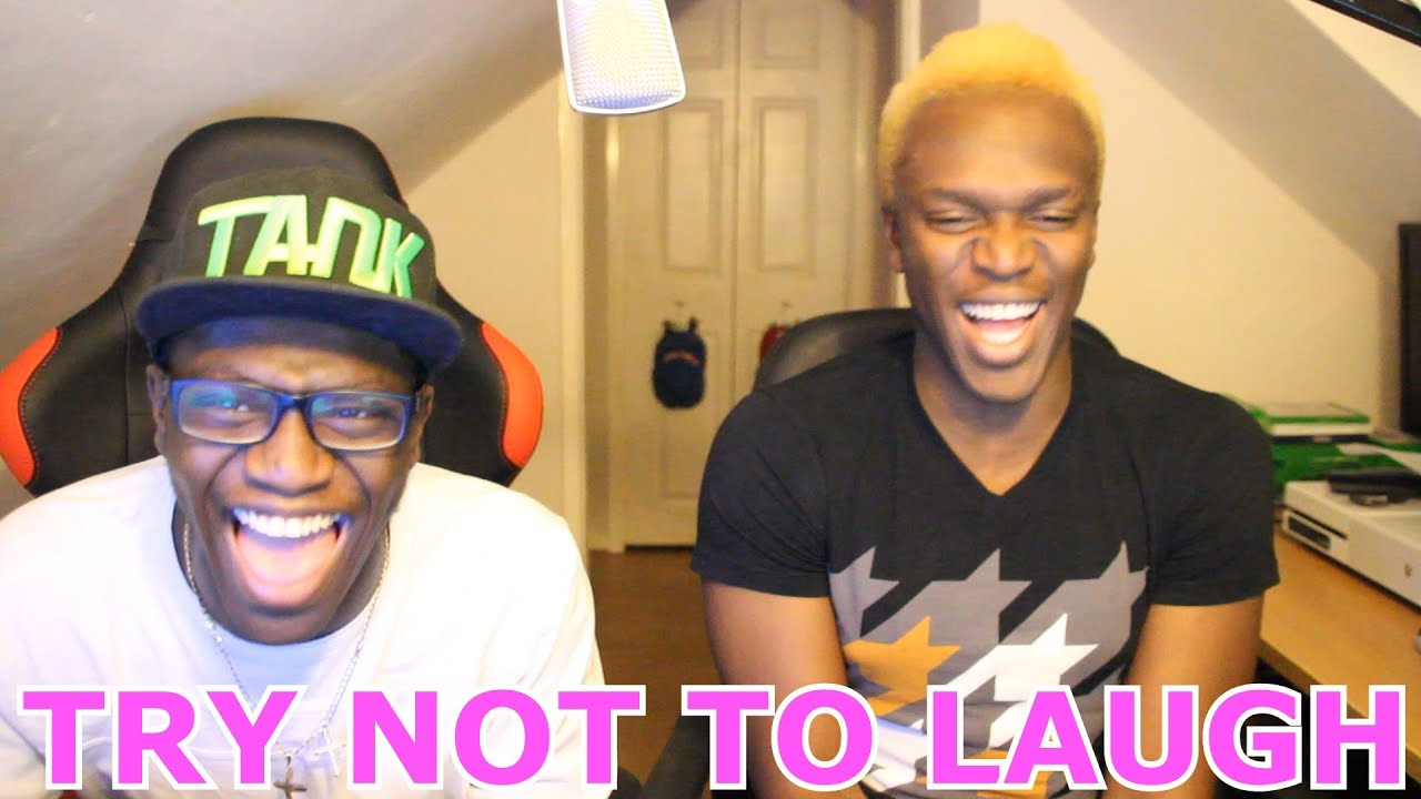 Try Not Laugh Challenge 7