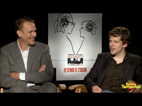 The End of the Tour Interview: Jason Segel and Jesse Eisenberg