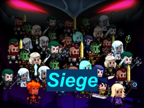 Heroes Vs Monsters: Let's Go To Siege!