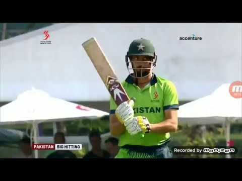 Pakistan vs Australia  Semi Final Hong Kong Super Sixes 2017 Highlights