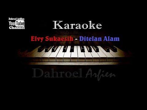 Karaoke Elvy Sukaesih   - Ditelan Alam (No Vocal) HD