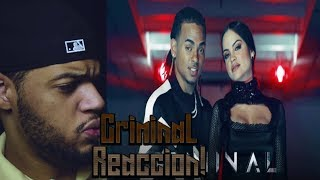 Natti Natasha x Ozuna - Criminal [Official Video] reaccion