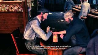 Sherlock Holmes: Crimes & Punishments — искусство маскировки
