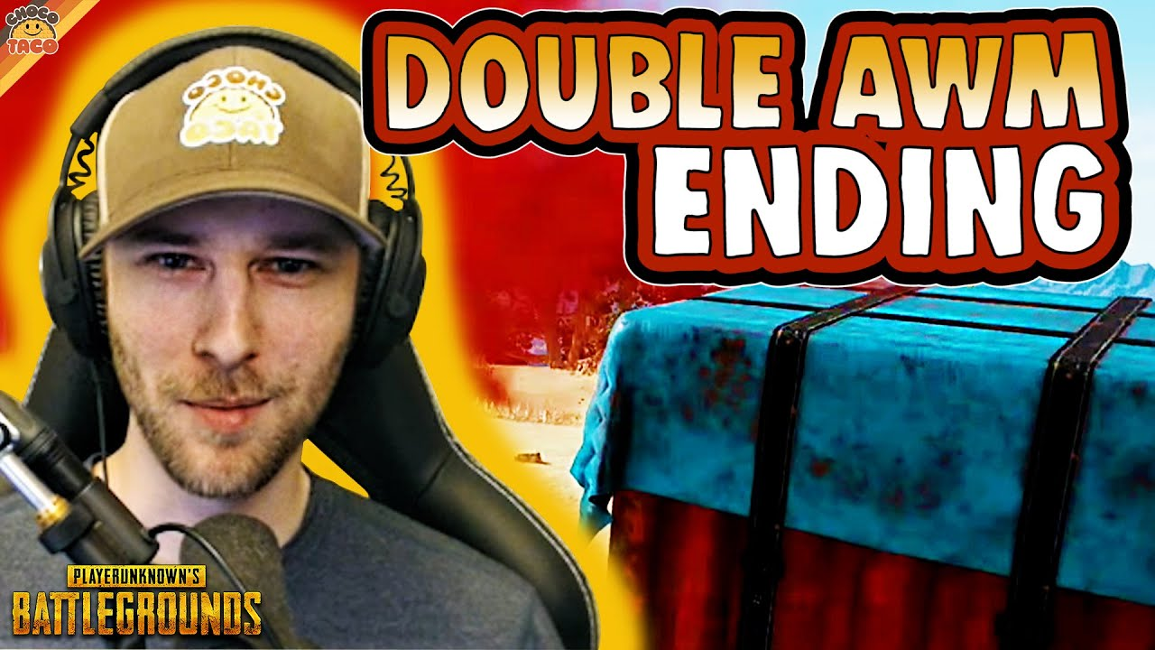 Download Double AWM Ending ft. Halifax - chocoTaco PUBG Duos Gameplay