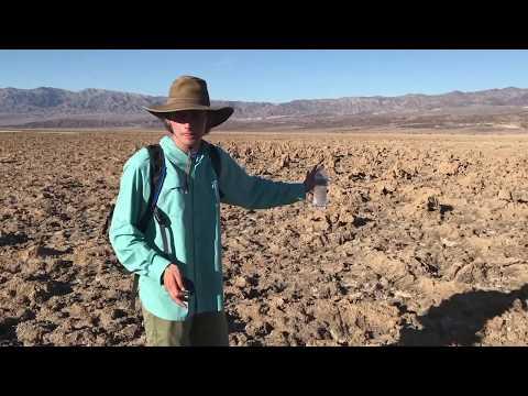 Death Valley's Moneymaker: Borax!