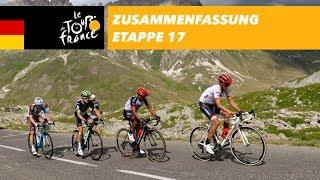 Zusammenfassung - Etappe 17 - Tour de France 2017