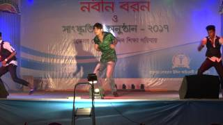 Bangladeshi Best hip hop dance by Shamrat Sir
